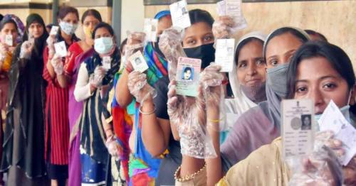West Bengal - India state elections go ahead as deaths hit record high