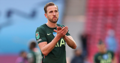Goal is to win team trophies, says Tottenham's Kane