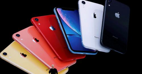 Surge in iPhone sales sees Apple's profits double