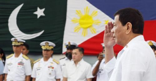 Pakistan ready to boost Philippines' war on terror, envoy says