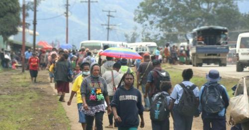 Papua New Guinea Covid-19 - Mistrust fuels crisis as infections rise