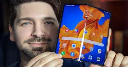 Huawei Mate X2 - Mastering the folding phone formula