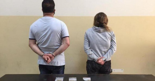 Lebanon: woman and lover arrested for stashing drugs in husband's car in bid to frame him