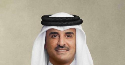 HH the Amir offers financial support to QC campaign