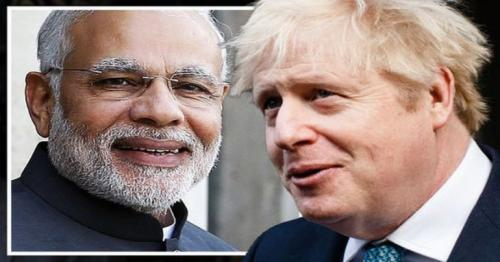 £1bn UK-India trade deals will create 6,000 UK jobs, says PM