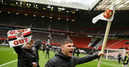 Solskjaer pleads with Man Utd fans for 'civilised' protests after Old Trafford mayhem