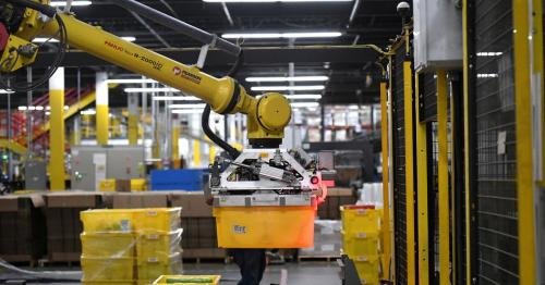 North American companies buying more robots to keep up with demand
