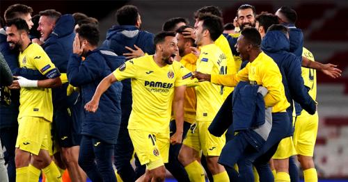 Emery gets Arsenal revenge as Villarreal set up Man Utd Europa League final