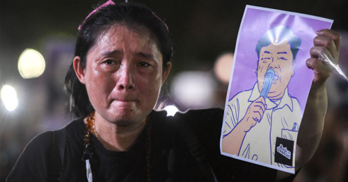 ''My life for his'': Thai mothers fight for activist children charged with insulting king