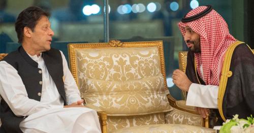 Muslim world awaits 'good news' of meeting between Saudi crown prince and Pakistan PM