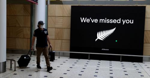 New Zealand to resume Australia ''travel bubble'' as Sydney COVID threat eases