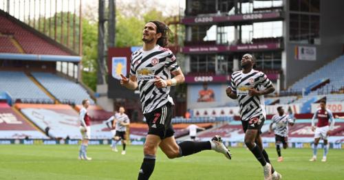 Manchester United fight back in 3-1 win at Aston Villa