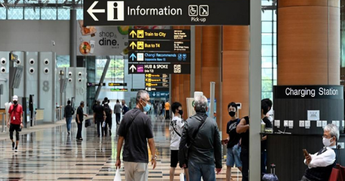 New COVID-19 cluster linked to cleaner at Changi Airport