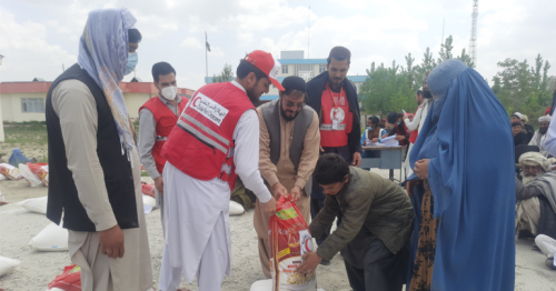 QRCS' Ramadan campaign provides food, clothing to more than 100,000 people in seven countries