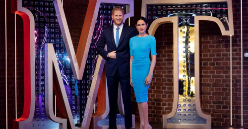 Madame Tussauds moves Prince Harry and Meghan waxworks from royals