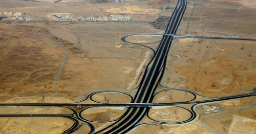 Egypt's road building drive eases jams but leaves some unhappy