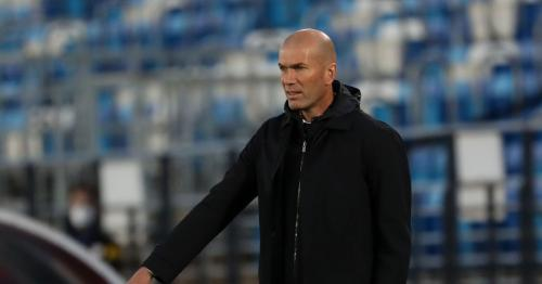 Zidane to leave Real Madrid at end of season -reports