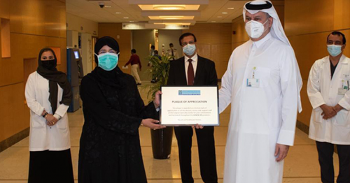 HMC Surgical Specialty Center discharges last COVID-19 patients, ready to return to normal operations