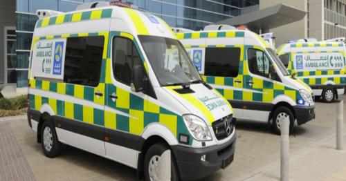 Ambulance services transported more than 2,100 patients during Eid holidays