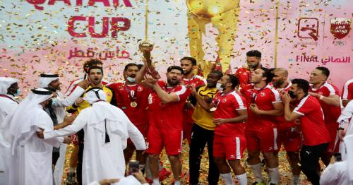 Al Arabi wins maiden Qatar Cup Title