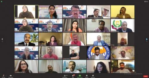 ICC Qatar hosts virtual event to celebrate International Nurses Day