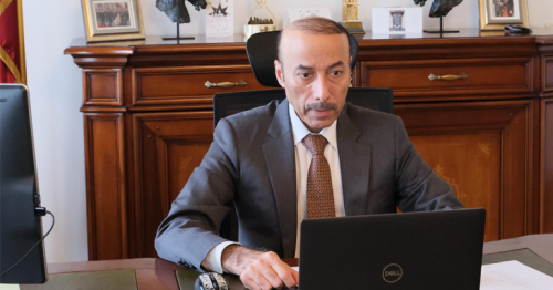 Qatar Affirms Importance of Holding International Conference to Explore Ways to Regulate Cybersecurity in International Law