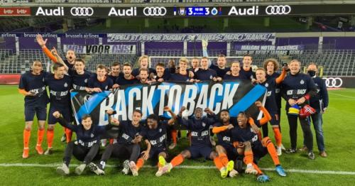 Club Brugge clinch Belgian title