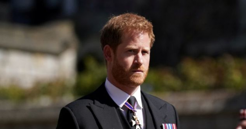 Haunted by Diana's death, Prince Harry talks of how he feared losing Meghan, too