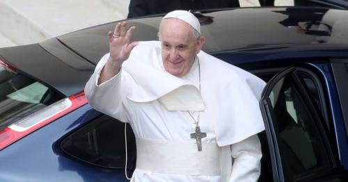Pope Francis to get first electric popemobile from U.S. firm Fisker