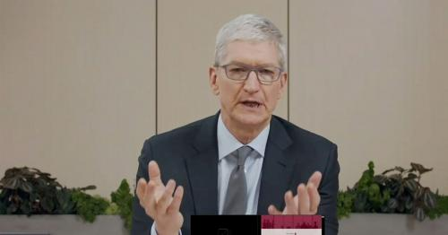 Apple's Tim Cook takes stand to defend App Store at trial with 'Fortnite' maker
