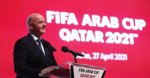 FIFA President Stresses Qatar Respects Workers' Rights, Promises Impressive 2022 World Cup