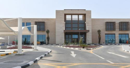 Ashghal announces its completion of major road works of Al Khor Health Center