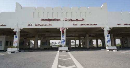 More than 6000 vehicles passed through Abu Samra border during Eid Al Fitr
