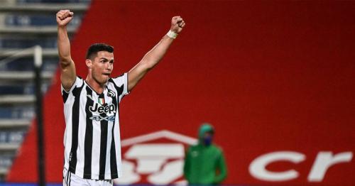 Cristiano Ronaldo first player to finish as top scorer in Serie A, Premier League, La Liga