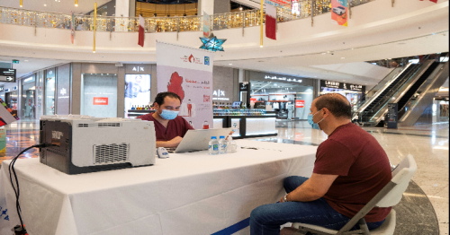 MOQ organises campaign for blood donation
