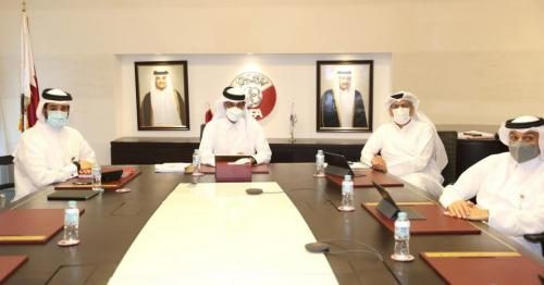 Qatar Football Association Holds its General Assembly