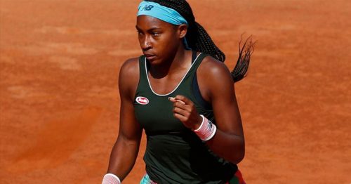 Teenager Gauff sets sights on Paris after success on Italian clay