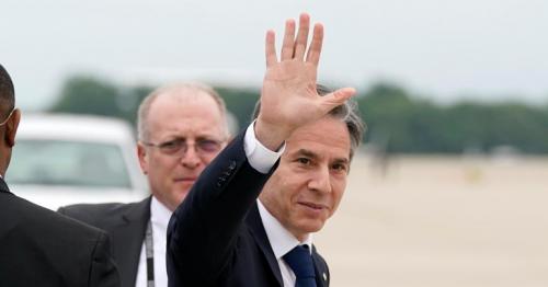 Top US Diplomat Reaches Tel Aviv To