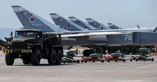 Russia says it can now operate nuclear capable bombers from Syrian air base