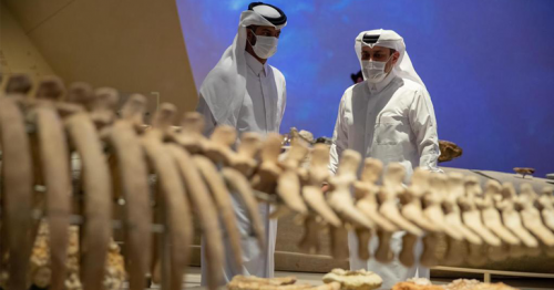 SC, Qatar Museums Sign MoU to Support Delivery of Qatar 2022