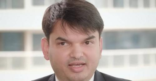 Emirates' solo passenger: From Dh1,600 salary salesman to CEO of Dh2.4b company