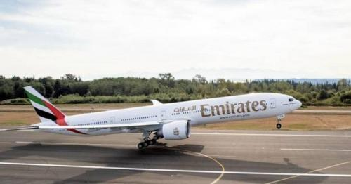 Emirates plane flies from Mumbai to Dubai with just one passenger
