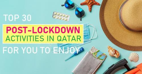 Post-Lockdown Activities in Qatar, Qatar May 28, Qatar Phase 1, Qatar COVID-19 restrictions, Qatar