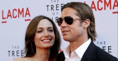 Brad Pitt awarded joint custody of children with Angelina Jolie