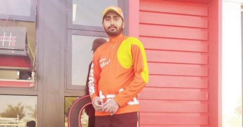Pakistani delivery rider donates earnings for Palestinians