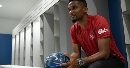 Qatar 2022 will leave behind a positive legacy: Samuel Eto'o