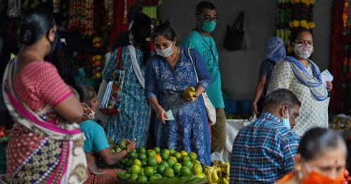 India's economy likely accelerated in Jan-Mar, before COVID-19 wave