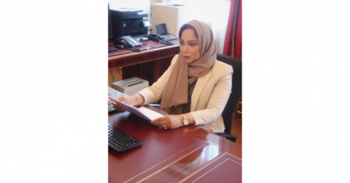Qatar takes part in videoconference meeting hosted by council of Arab ambassadors