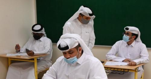 Undersecretary of Education ministry visits examination centers
