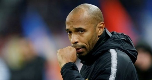 Henry to work for Belgium at Euros